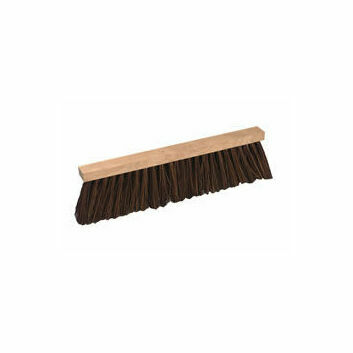 Hills Flat Top Bahia Mix Channel Broom