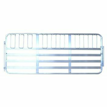Prattley 7ft x 36inch (Standard Size) Alloy Hurdle Gate with Pins