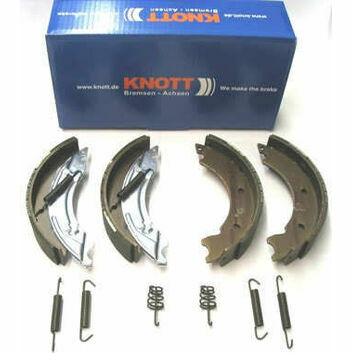 BSKB203 Knott Brake Shoes - 203x40mm