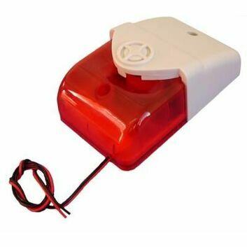 Hotline Phoenix Alarm, Siren & Strobe Unit