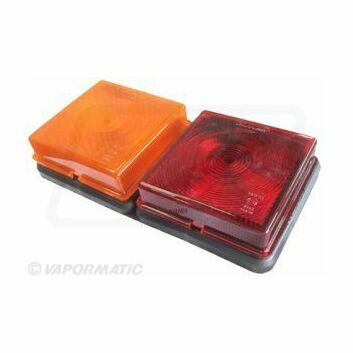 Rubbolite Trailer Rear Combination Lamp