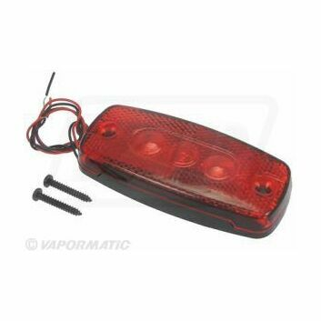 Trailer LED Marker Lamp