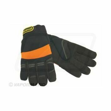 Anti Vibration gloves - full gel