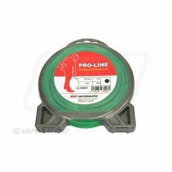 Standard round strimmer Line 2.0mm Green