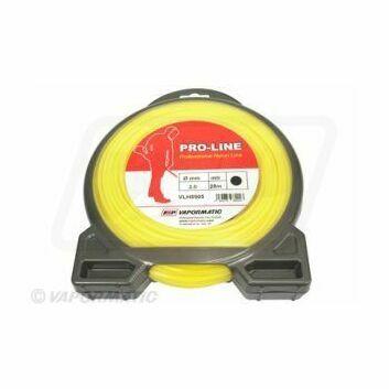 Standard round strimmer Line 3.0mm Yellow
