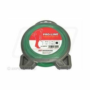 Std square strimmer Line 2.0mm Green - 15m