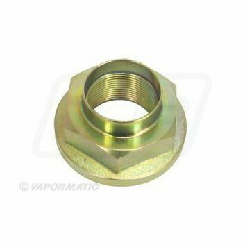 Wheel Hub Retaining Nuts