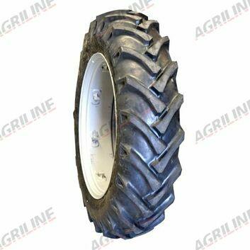 Wheel & Tyre Assy LH 11 x 36