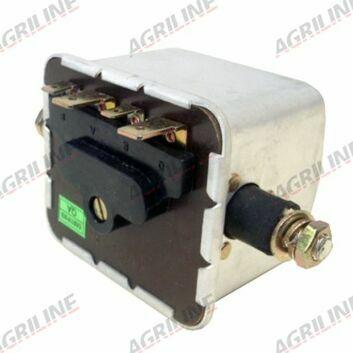 Control Box - Side Lug & Spade Terminal