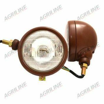 Headlight - Side Mounting (Pair)