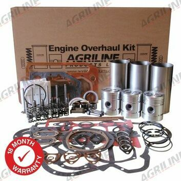 Ford Super Dexta Engine Overhaul Kit