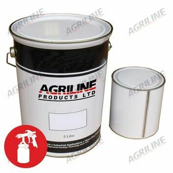 Massey Ferguson Grey 2 Pack Paint - 5L