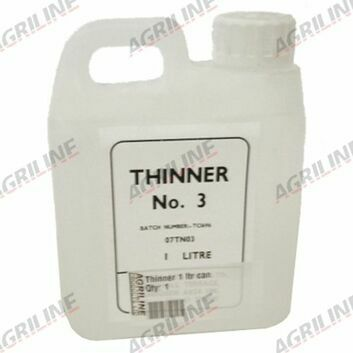 Top Coat Thinners, 1 Litre