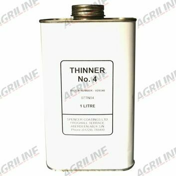 Agriline Top Coat Thinners 1 Litre