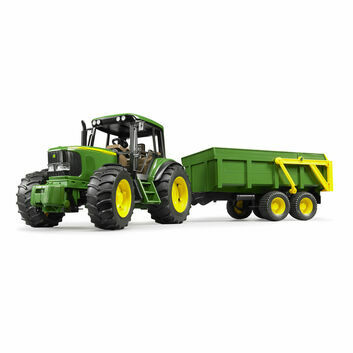 Bruder John Deere 6920 Tractor with tipping trailer 1:16