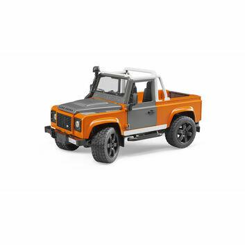 Bruder Land Rover Defender Pick Up  1:16