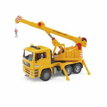 Bruder MAN TGA Crane Truck 1:16
