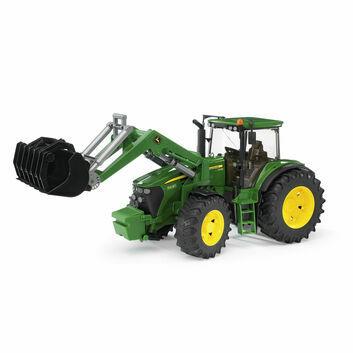 Bruder John Deere 7930 Tractor with front loader 1:16
