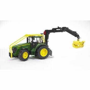 Bruder John Deere 7930 forestry tractor 1:16
