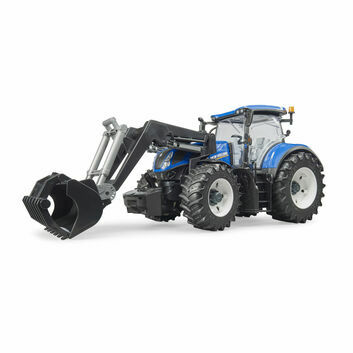 Bruder New Holland T7.315 Tractor with Front Loader 1:16