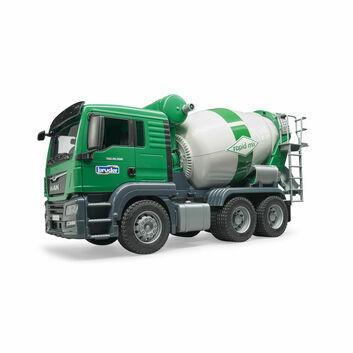 Bruder MAN TGS Cement Mixer Truck 1:16