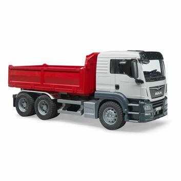 Bruder MAN TGS Tipper Construction truck 1:16