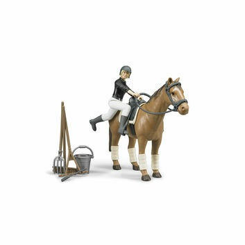 Bruder Horse Riding Figure Set 1:16
