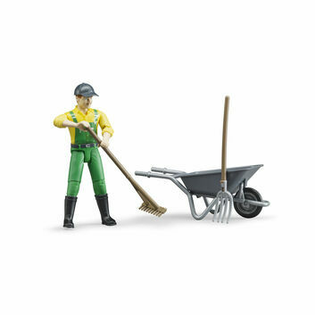 Bruder Figure Set Farmer 1:16