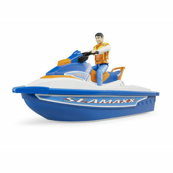Bruder Personal Water Craft with Driver 1:16