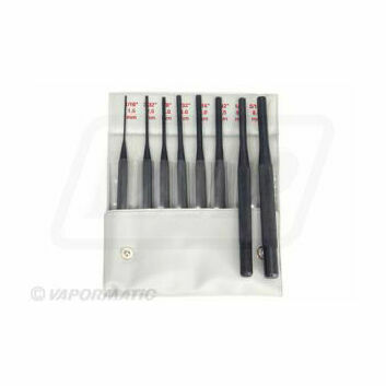 8 Piece Pin Punch Set