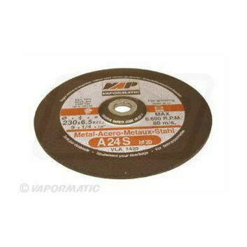 5 x 230mm Metal Grinding Disc