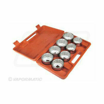 8 Piece Socket Set 3/4