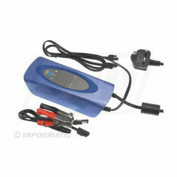 Battery Charger 12V, 0.8A