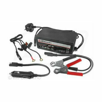 Battery Charger - 12V, 2A
