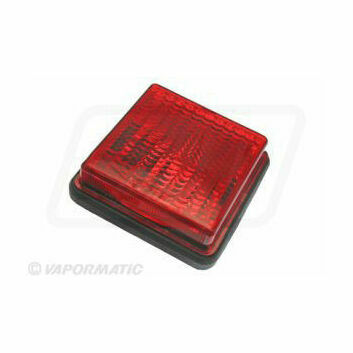 Trailer Rubbolite Fog Lamp