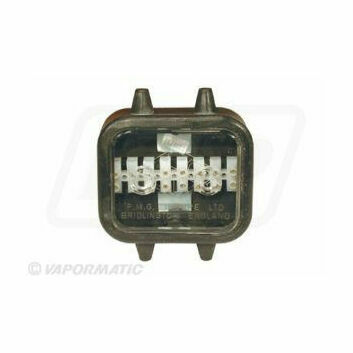 8 Way Lighting Junction Box
