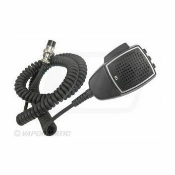 CB Microphone 6 Pin