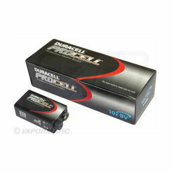 9v Batteries