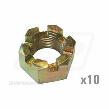 Wheel Hub Retaining Nuts - 3/4