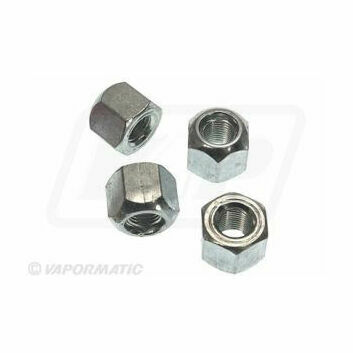 Wheel Nut - Spherical 3/8 UNF