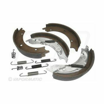 Knott Type Brake Shoe Kit (250x40mm 10