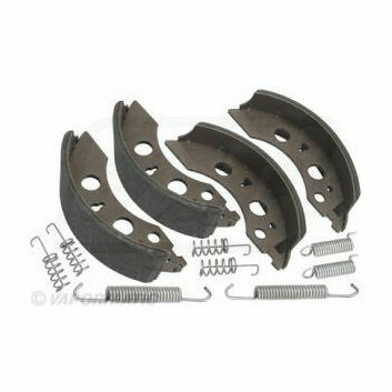 Al-Ko Type Brake Shoe Kit (200x50mm 8