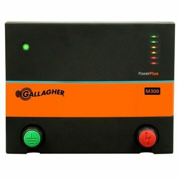 Gallagher M300 Mains Electric Fence Energiser