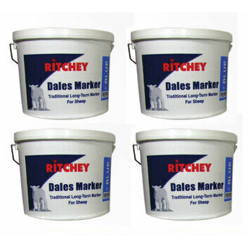 Ritchey Dales Sheep Marker - 4 x 2.5 Litres