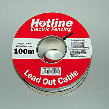 100m Hotline HT-100-G Lead Out Cable - 1.6mm