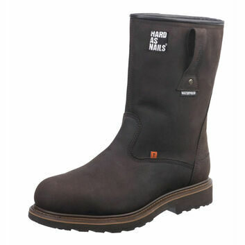 Buckler B601SMWP K8 SB Safety Rigger Boots - Chocolate Brown