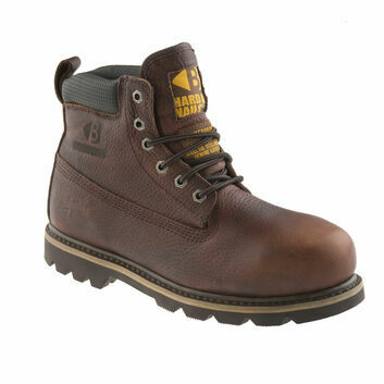 Buckler B750SMWP SB Dark Brown Lace Safety Boot