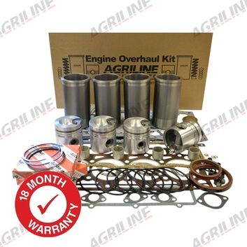 Case/IH D239 Engine Overhaul Kit - 98.425 Bore x 128.50 Stroke