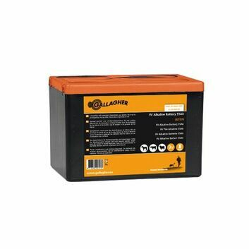 Gallagher Powerpack 9V Energiser Battery - 55Ah