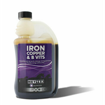 Nettex Iron, Copper & B Vits - 500ml